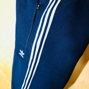 NWT Adidas Men's BF Knit Track Pants DH5757 Size M NWT